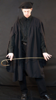 School Master Teachers Gown Costume